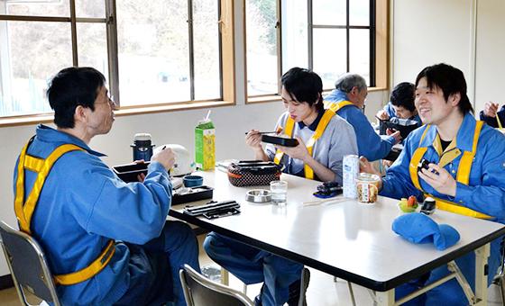 06 休憩・昼食